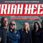 Uriah Heep zahrají v Havlíčkově Brodě!