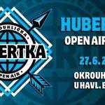 Hubertka OPEN AIR SHOW se blíží!