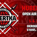 HUBERTKA OPEN AIR SHOW II. zahájí festivalovou sezónu na Vysočině